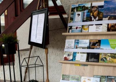 Plitvice INFO desk I Guest house Oreskovic
