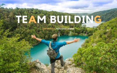 Team BUILDING na Plitvicama u Lici