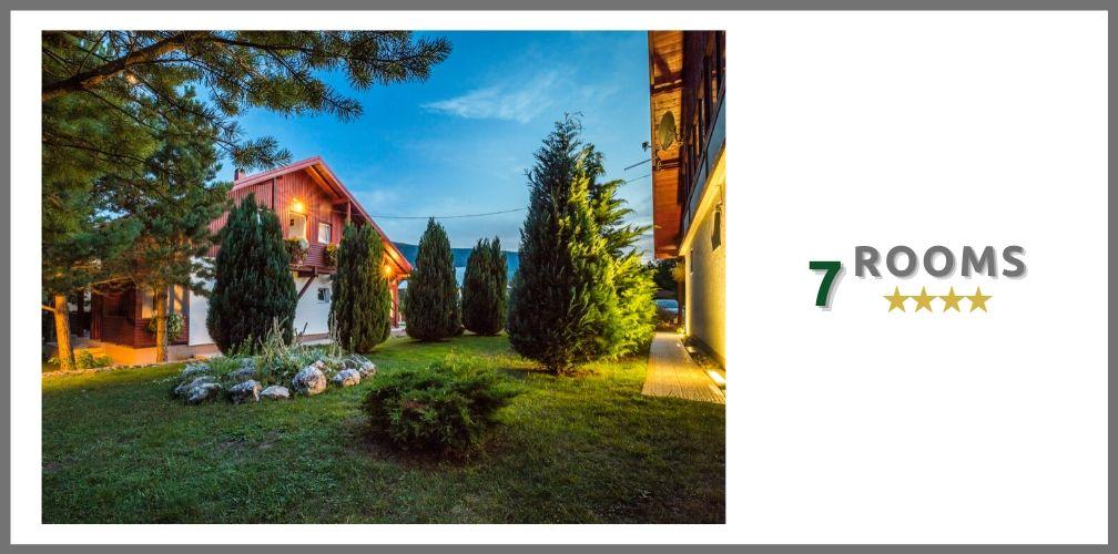 guest house oreskovic garden