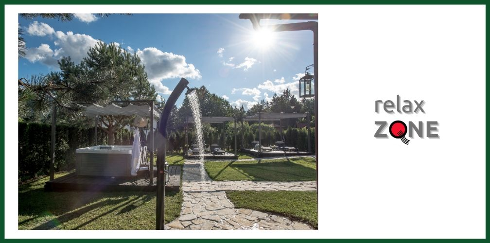 wellness and relax zone at plitvice hotel