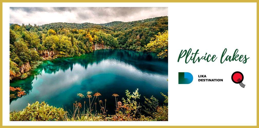 Plitvice lakes in Lika Destination